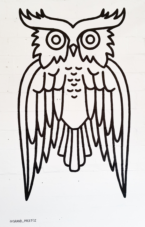 David James Kennedy Wall Logo