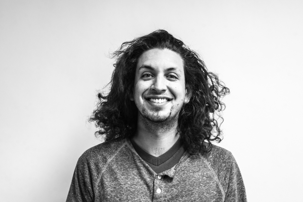 Portrait of Danny