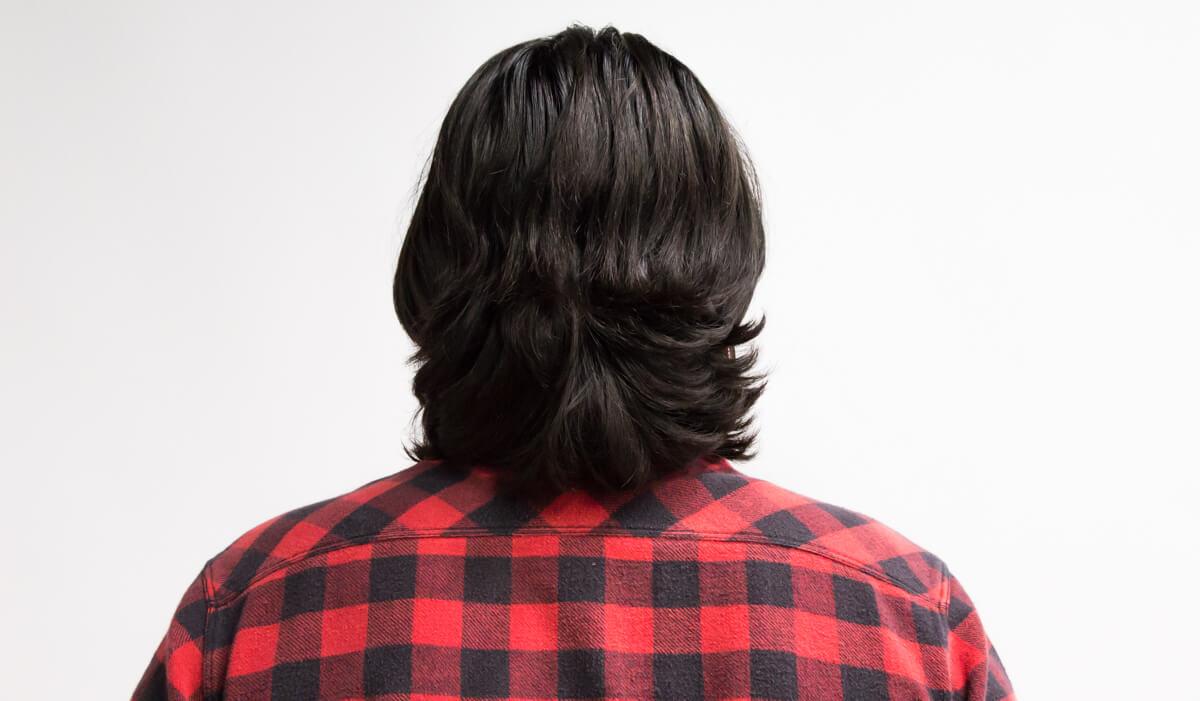 Awkward Stage Hair