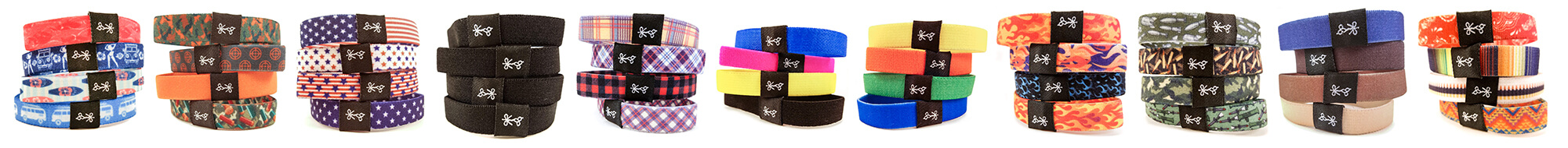 Hair Ties For Guys