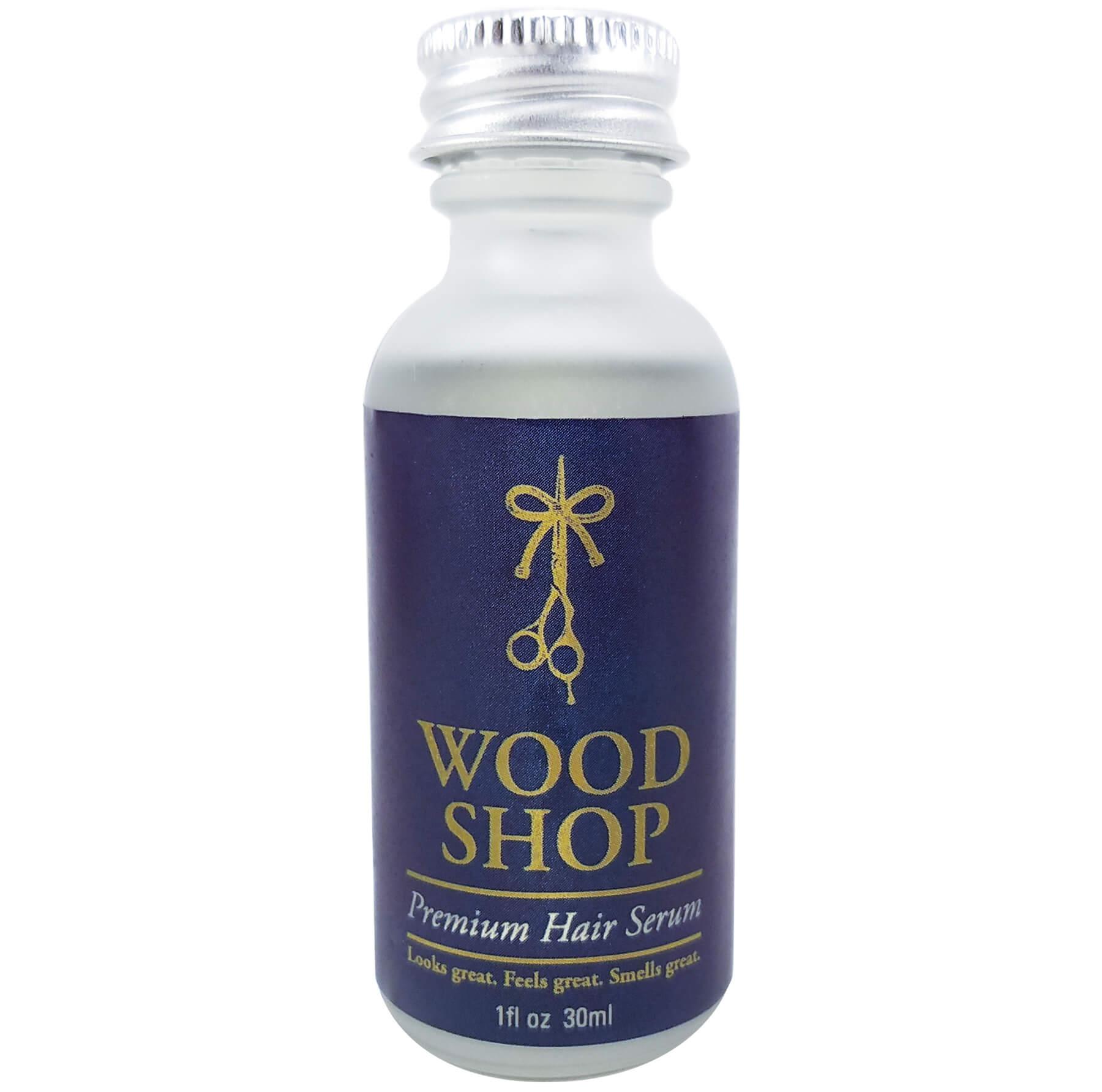 Wood Shop Hair Serum