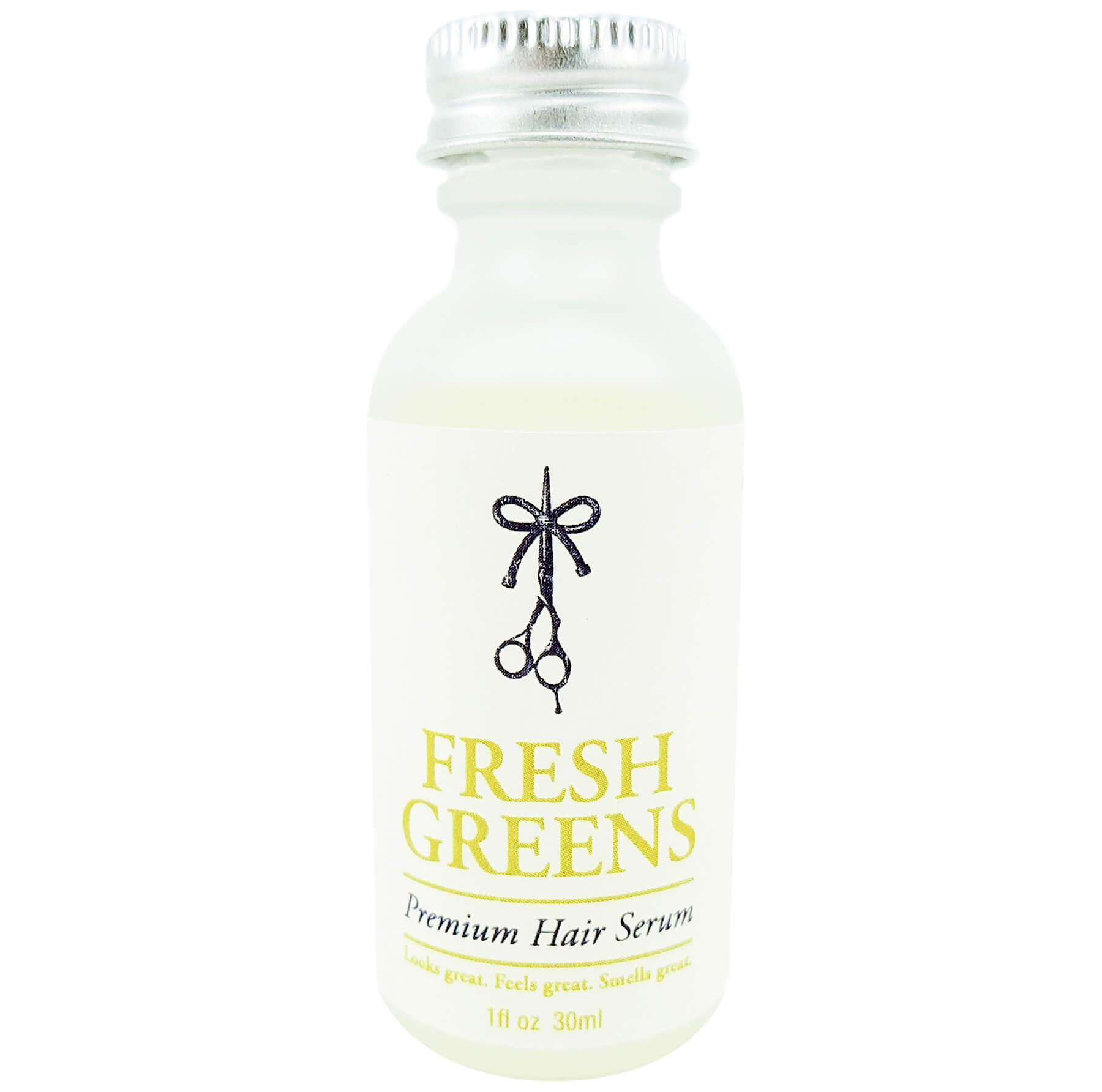 Fresh Greens Hair Serum