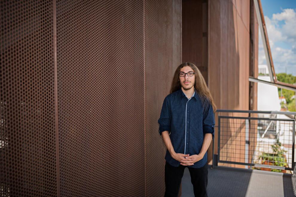 Christian Taylor - wear long hair with confidence
