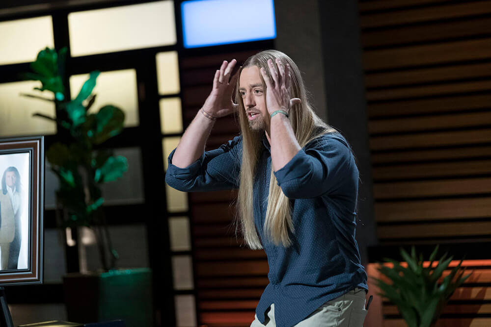 Chris Healy On Shark Tank | The Longhairs