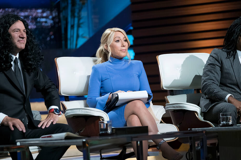 Lori Greiner Shark Tank | The Longhairs