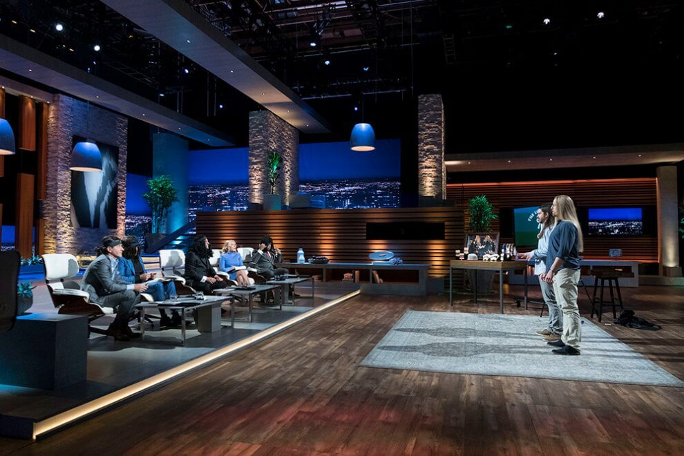 The Longhairs on Shark Tank