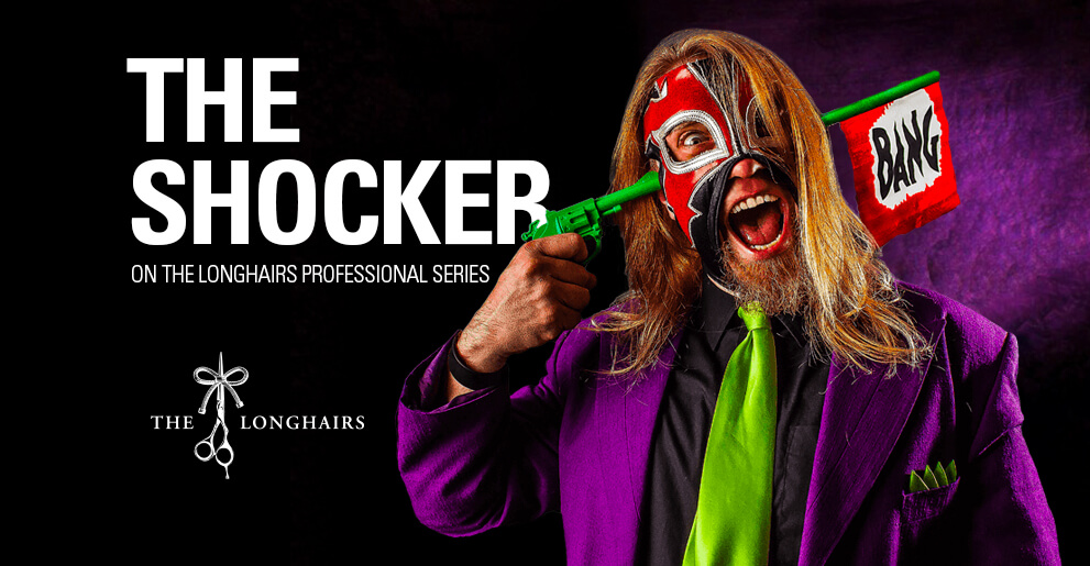 The Shocker x The Longhairs with a big bang