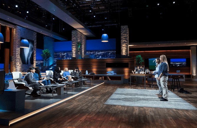 The Longhairs to Appear on Shark Tank