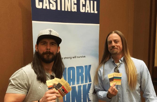 Shark Tank Open Casting
