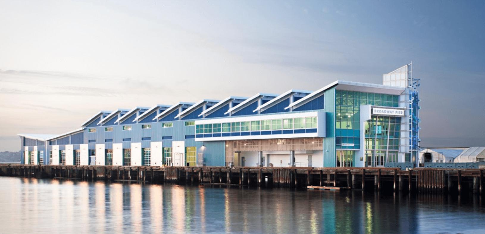 The Port Pavilion - The gReat Cut