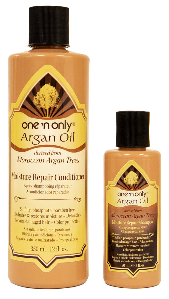 One 'n Only reviewed in a shampoo & conditioner review for men
