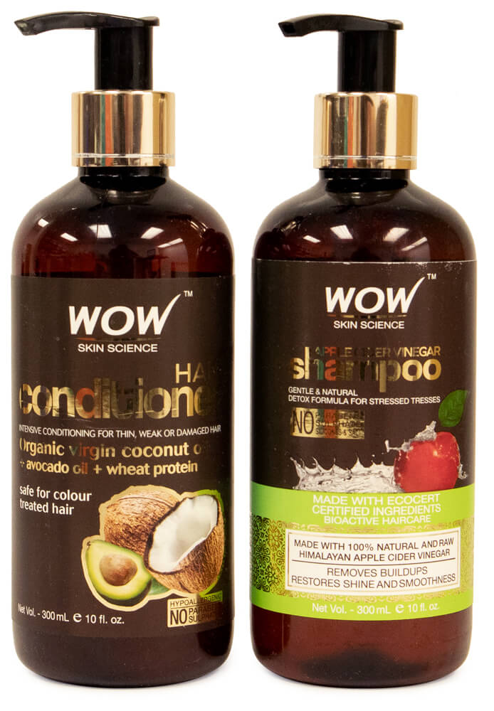 WOW reviewed in a shampoo & conditioner review for men