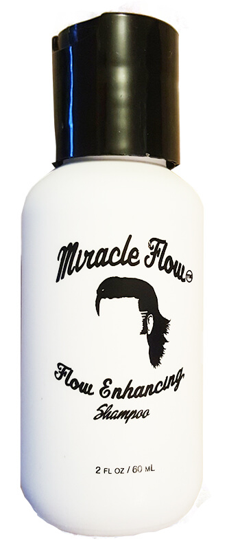 Miracle Flow reviewed in a shampoo & conditioner review for men
