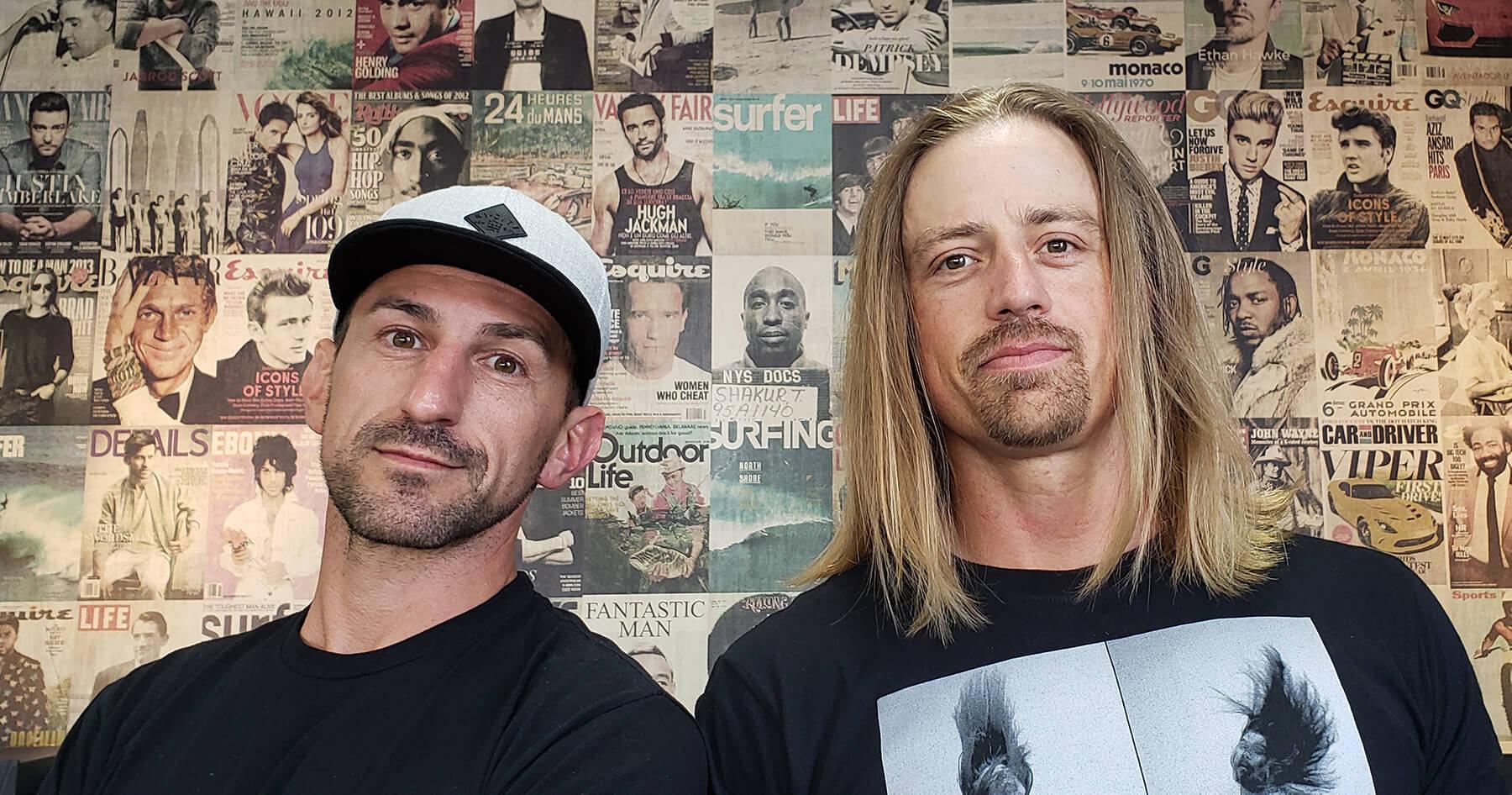 Brightside Barber San Diego, Chris Hjerling