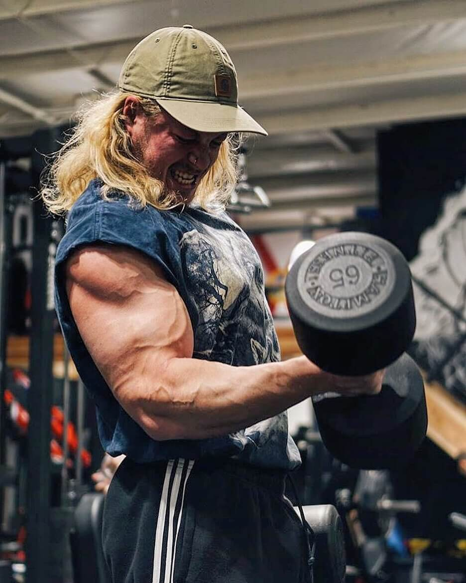 Jesse Marvin - The Longhairs Fitness Program