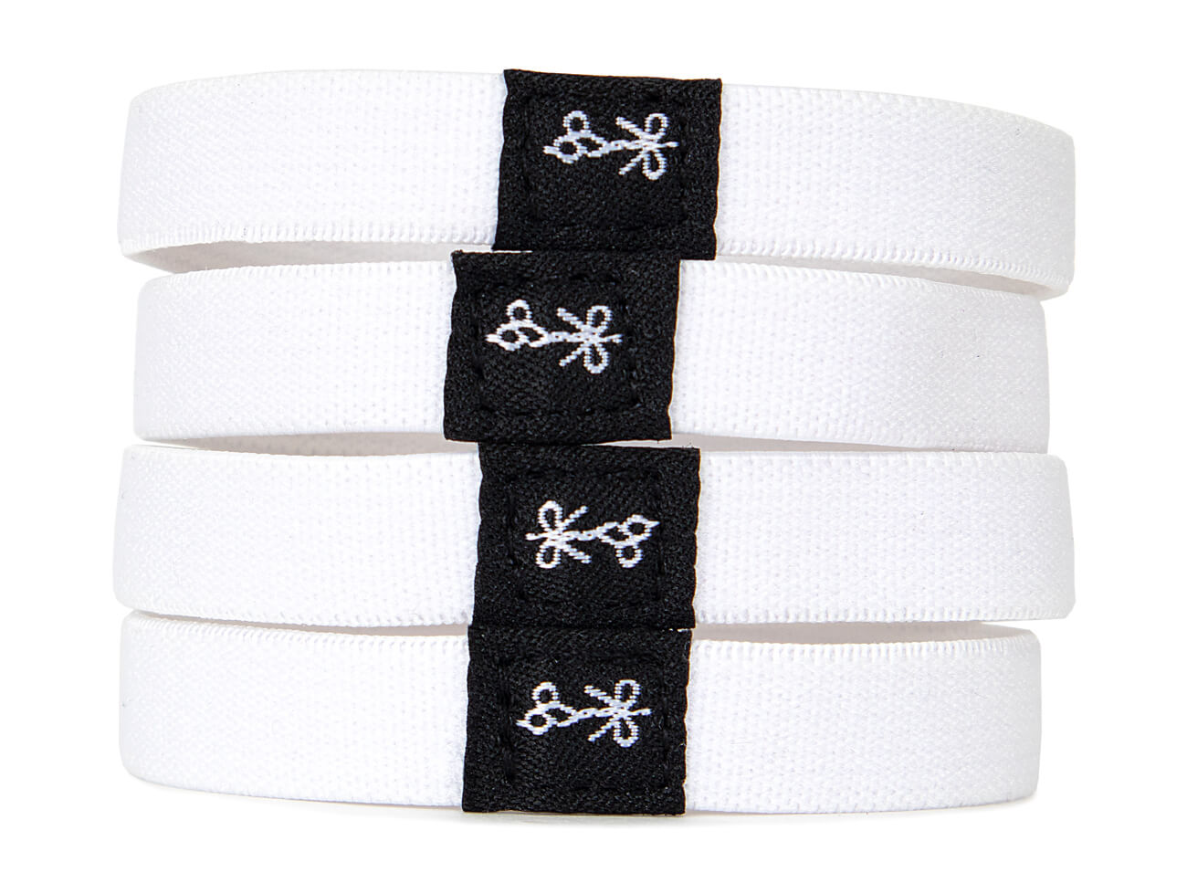Hair Ties For Guys The White Ties