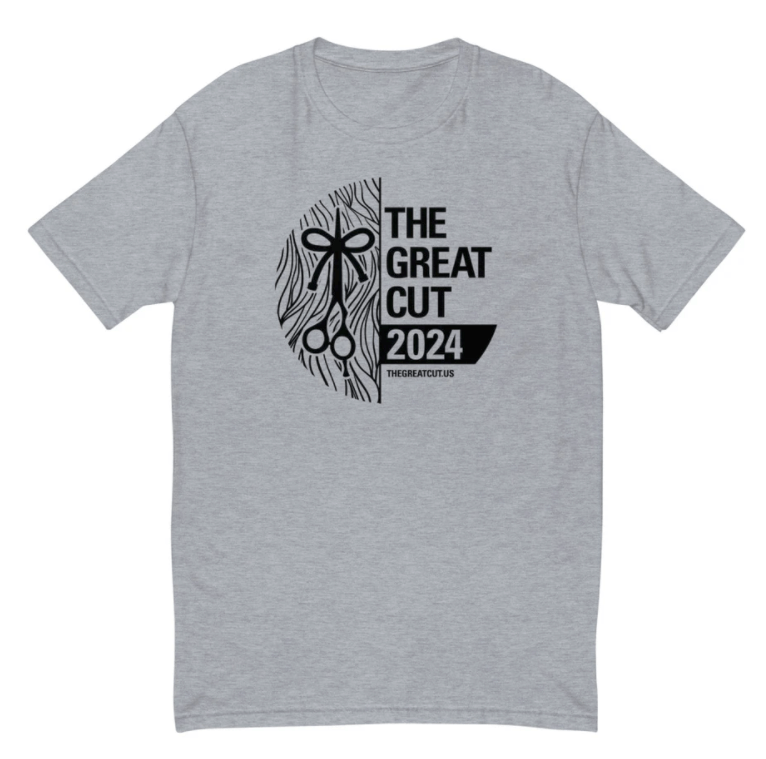 The Great Cut 2024 T-Shirt