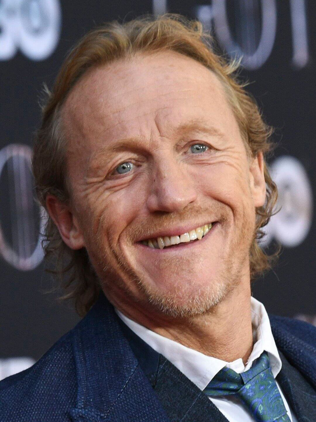 Jerome Flynn mautre hairline