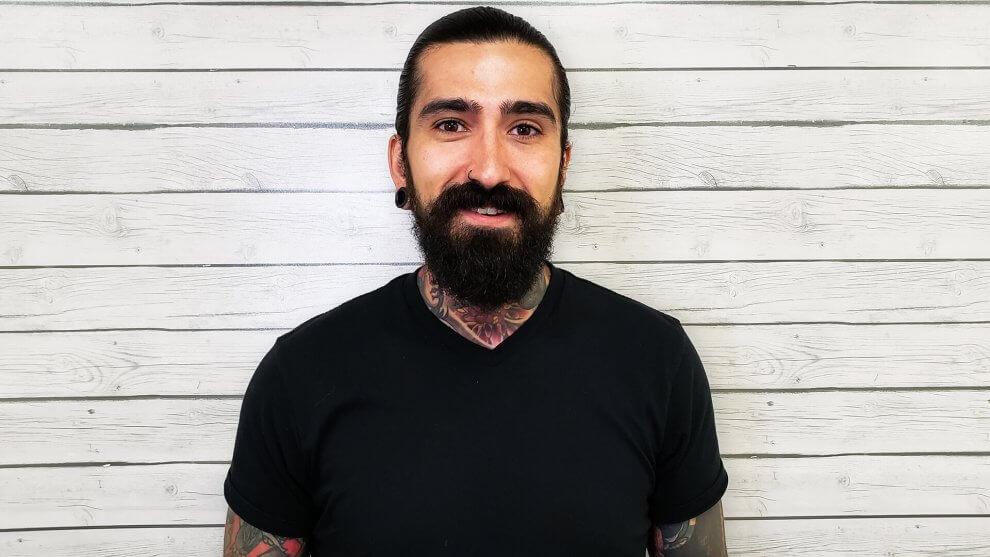 Alonzo Villa San Diego Tattoo Artist