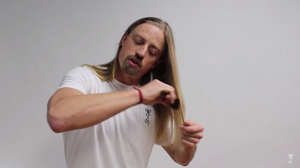 How To Brush Your Hair - For Men