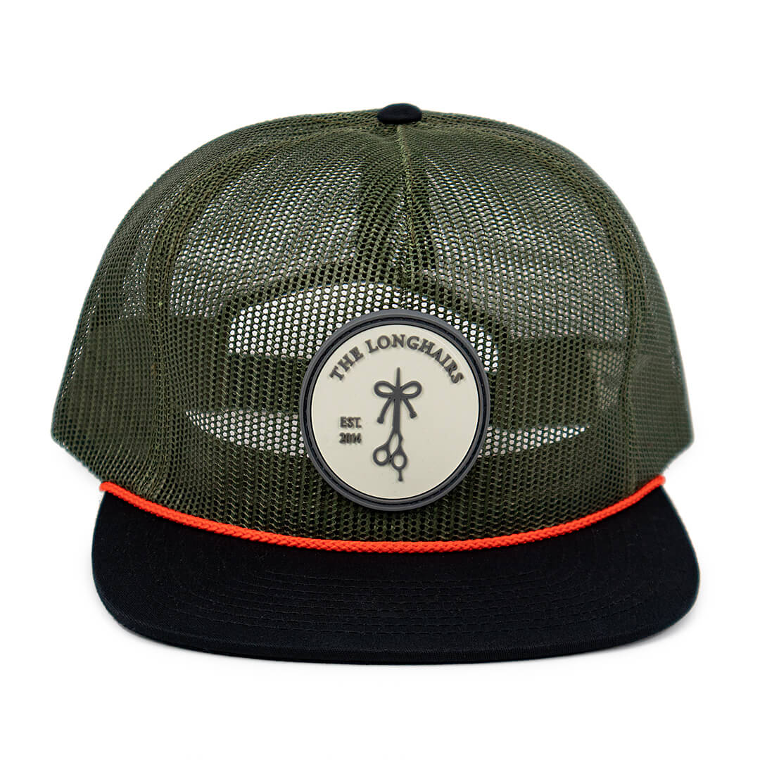 The Longhairs mesh Hat