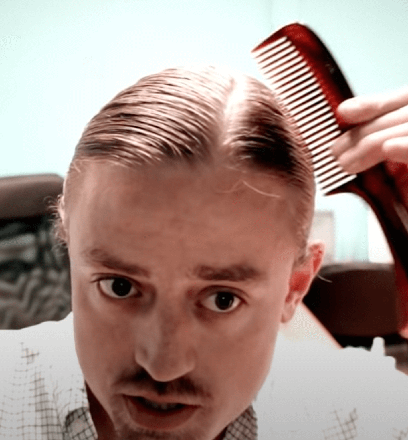 How To Tie Your Hair On Formal Occasions