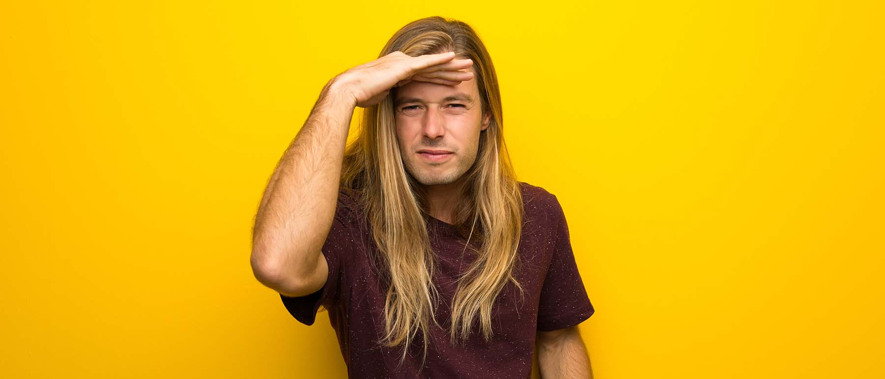 Long hair bro looking for help from The Longhairs Bro Support